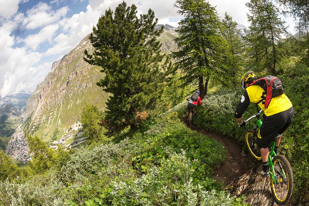 Enduro2 - Alpine Racing in Pairs